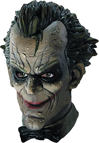 Arkham City Batman Joker Maske Deluxe