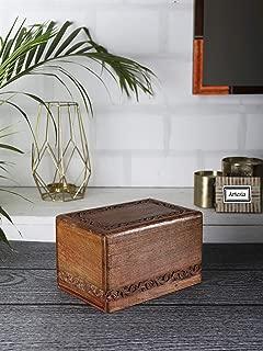 Best standard cremation box size Reviews
