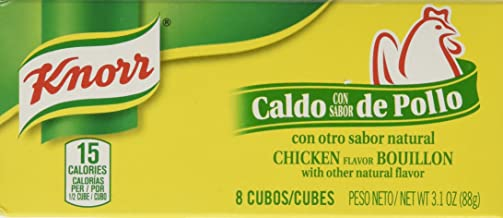 Knorr Chicken Bouillon Cubes 8 Count