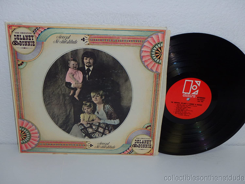 Accept No Substitute, the Original Delaney & Bonnie & Friends