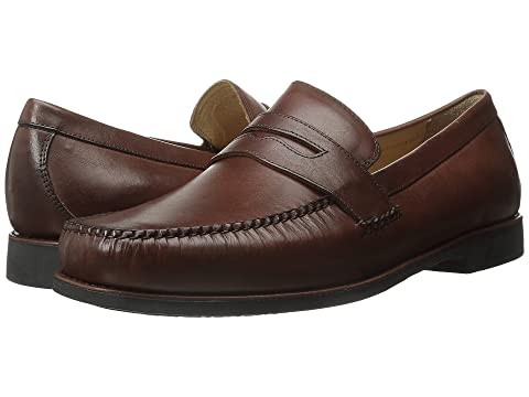 068c8933f31 Johnston   Murphy Ainsworth Penny Loafer at Zappos.com