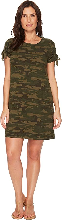 Sanctuary - Ojai Camo T-Shirt Dress