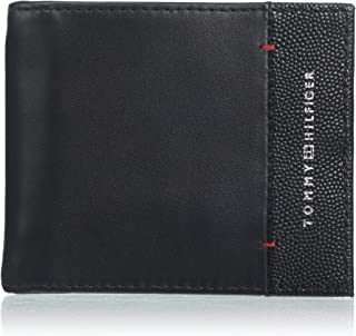 Tommy Hilfiger Wallet for Men- Black