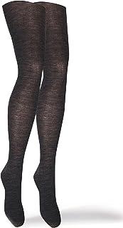 SANGIACOMO WE LOVE SOCKS WOOL CARESS - EXTRAFINE - Collant Donna coprente 90 Denari in Lana Merino's Extrafine