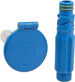 Aquor Frost-Free House Hydrant V1, Mini Aquor Blue