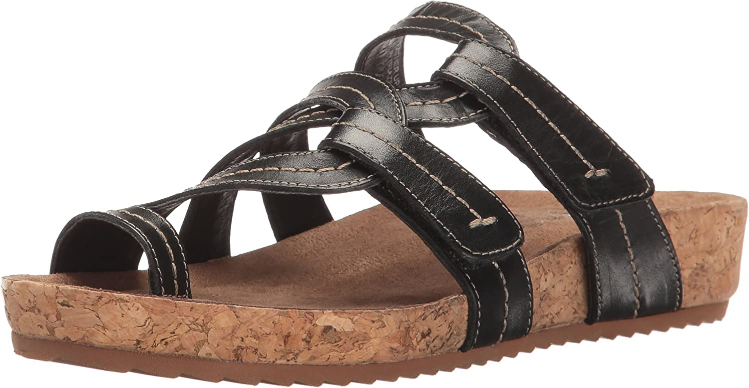 Walking Cradles Womens Panama Flat Sandal