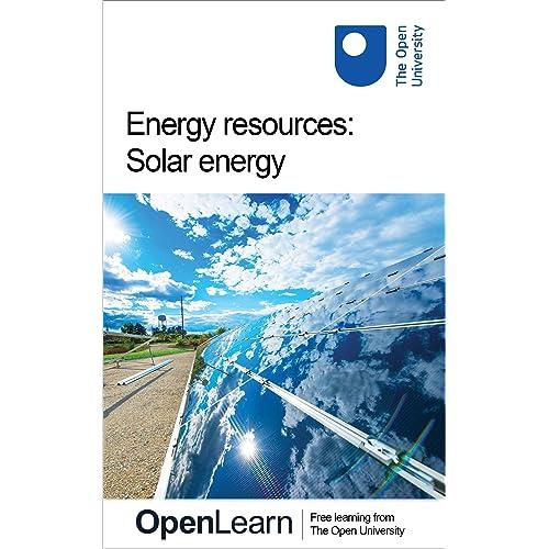Energy resources: Solar energy