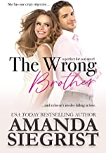 The Wrong Brother (a perfect for you novel Book 1)