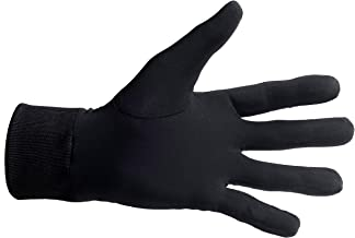 Medium ONLY. 100% Pure Silk Thermal Liner Gloves Inner for Bikers, Skiers, Dog Walkers,..