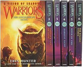 Warriors: A Vision of Shadows Box Set: Volumes 1 to 6 PDF