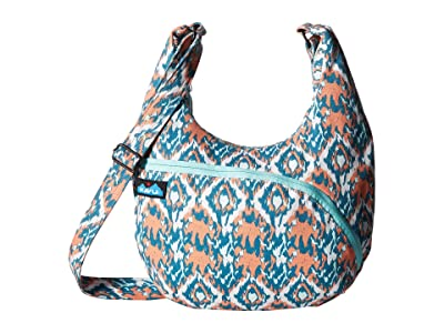 KAVU Sydney Satchel (Beach Paint) Satchel Handbags