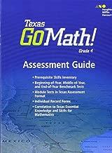 Houghton Mifflin Harcourt Go Math!: Assessment Guide Grade 4