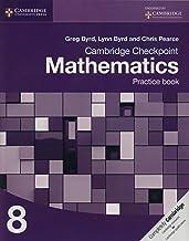 Permalink to Cambridge Checkpoint Mathematics Practice Book 8 [Lingua inglese] PDF