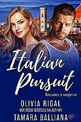 Italian Pursuit (Riviera Security t. 2) Format Kindle