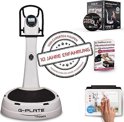 Amazon.es: POWRX - Máquinas de cardio / Fitness y ejercicio ...