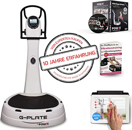 Amazon.es: POWRX GmbH - Plataformas vibratorias / Máquinas de cardio ...