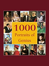 1000 Portraits of Genius (Book Collection)