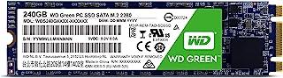 Western Digital 240GB Green M.2 2280 Internal Solid State Drive Model WDS240G1G0B