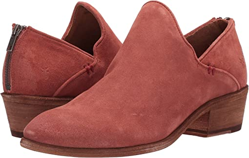 Rosewood Oiled Suede