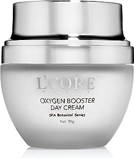 L'Core Paris Oxygen Booster Day Cream - Firming Anti Aging Face and Neck Skin Cream - Oxygenating Facial Cream Moisturizer...