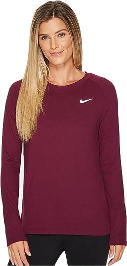 Nike - Breathe Long Sleeve Running Top
