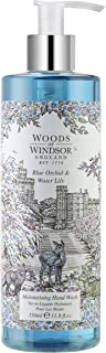 Woods Of Windsor Blue Orchid & Water Lily By Woods Of Windsor Hand Wash 11.8 Oz
