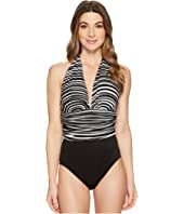 Clean Lines Yves One-Piece