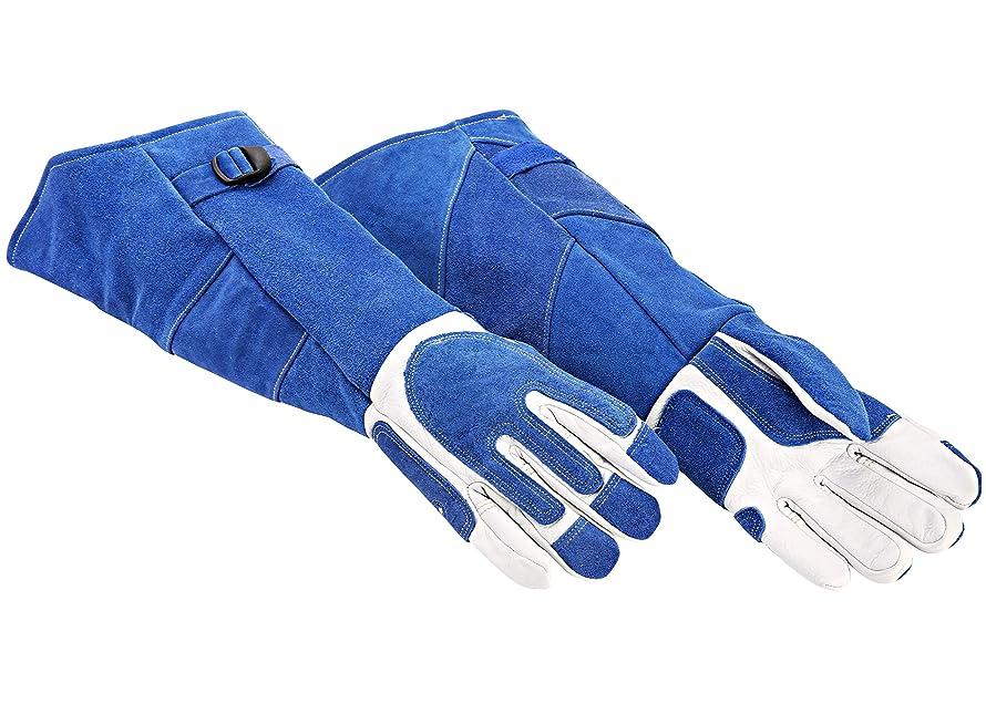 FULANGDE Arc Armor Heavy Duty MIG/Stick Welding Glove,21