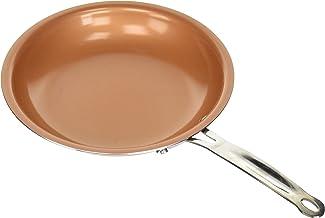 MasterPan Copper tone 10-inch Ceramic Non-stick Fry pan