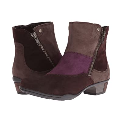 Earth Orion (Bark Multi Suede) Women