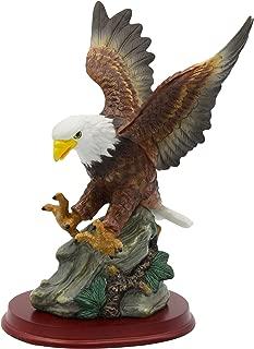 Best porcelain eagle statues Reviews