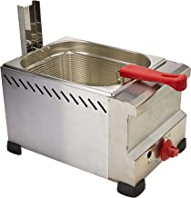 Fritadeira 6 Litros Marchesoni Inox