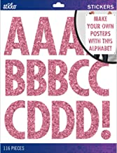 Best pink glitter letter Reviews