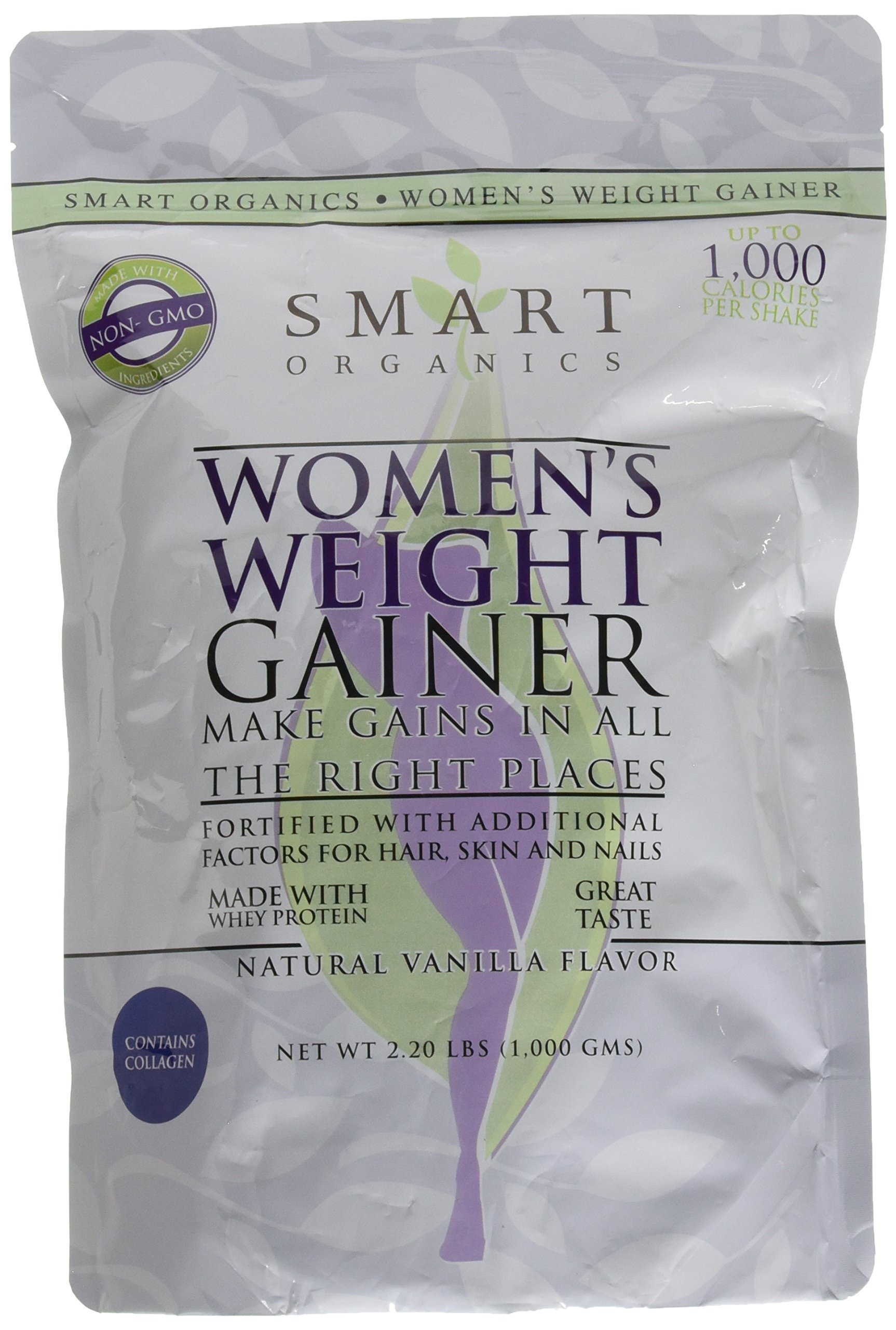 Bio Nutrition Organics Womens Weight