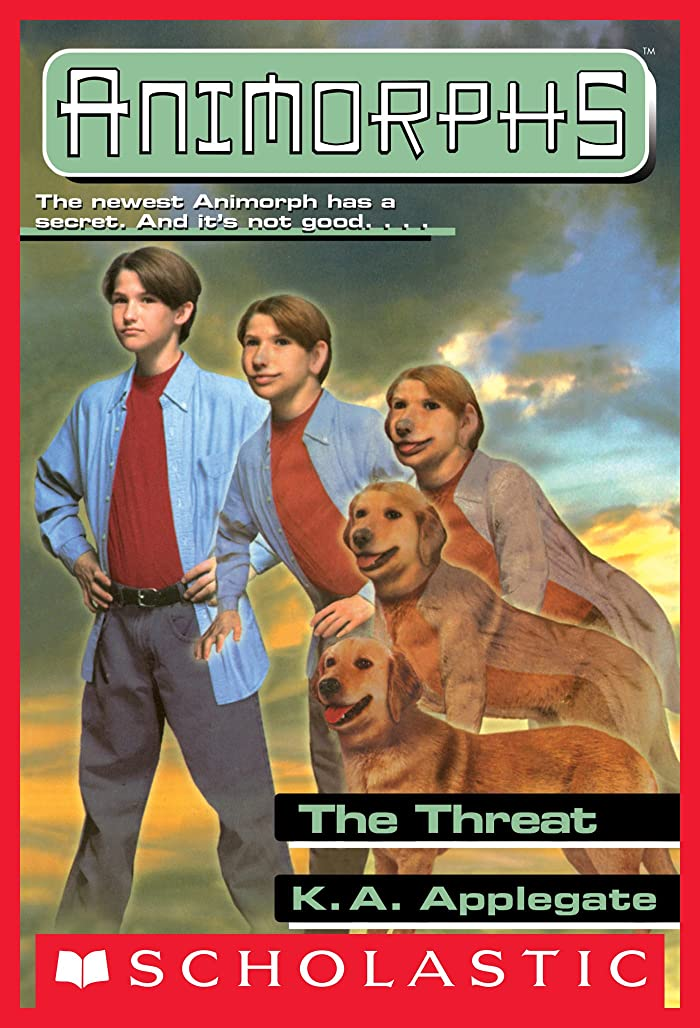 The Threat (Animorphs #21) (English Edition)