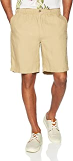 mens linen dress shorts