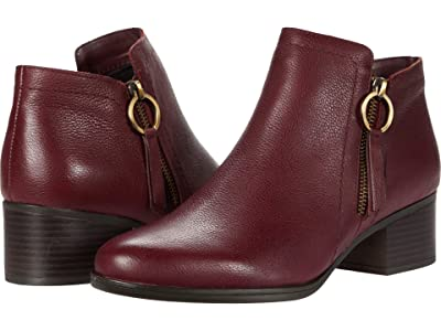 Naturalizer Denali (Cab Sav Leather) Women
