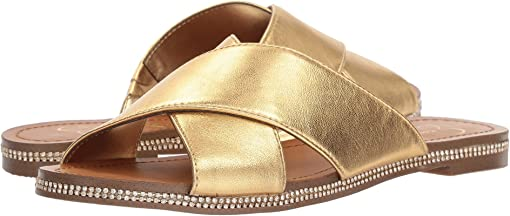 Karat Gold Metallic Italia Nappa