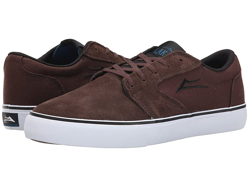 Lakai Fura (Chocolate Suede) Men