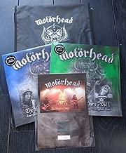 The World Is Ours (4LP Boxset)[Vinyl] Motorhead
