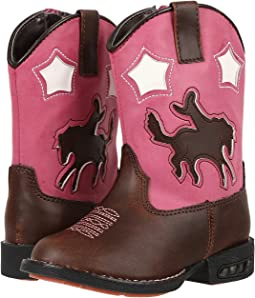 Roper Kids Western Lights Cowboy Boots (Toddler)