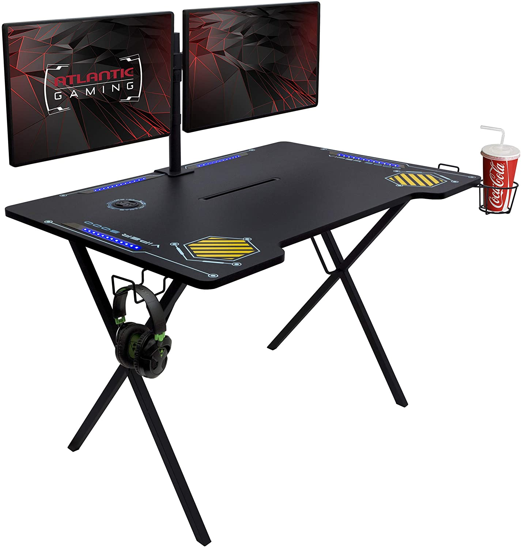 Best Gaming Desk With Led Lights
