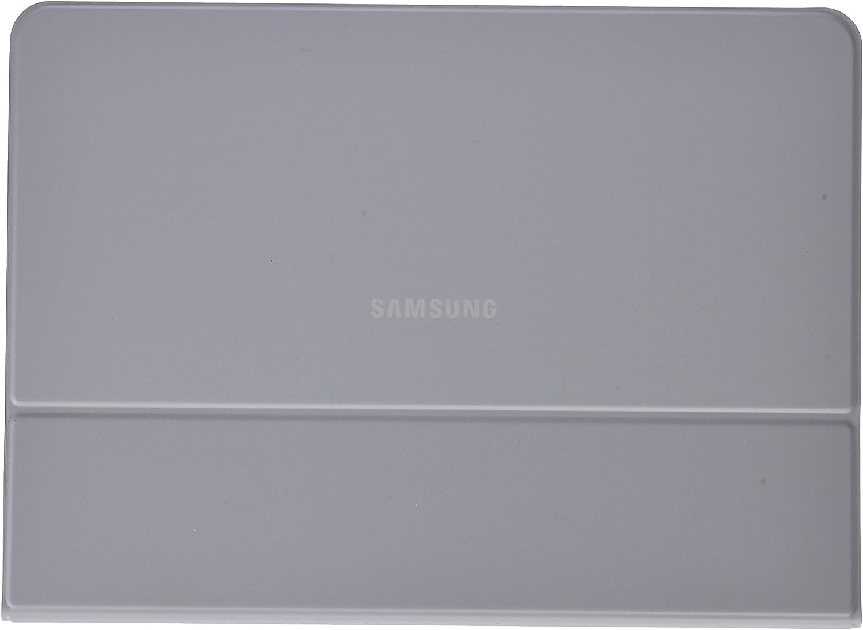 Samsung EJ-FT820 Teclado para móvil Gris - Teclados para móviles (Grey, Samsung, Galaxy Tab S3, 237.4 mm, 7.1 mm, 169 mm)