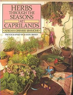 Herbs Through the Seasons at Caprilands