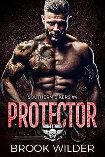 Protector: Grim Legion MC (Southern Bikers Book 4)