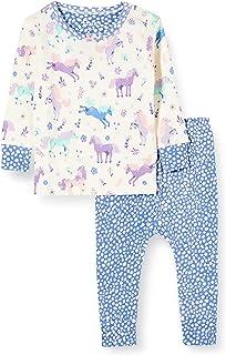 Hatley Organic Cotton Long Sleeve Pyjama Sets Ensemble Bébé garçon