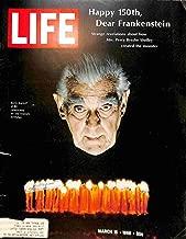 Life Magazine - Boris Karloff Dear Frankenstein March 15, 1968