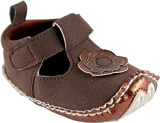 Luvable Friends Unisex Baby Crib Shoes