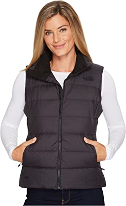 9de5c79ff8af The north face womens novelty nuptse vest tnf black chevron print ...