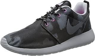 Nike Womens Rosherun Print Trainers 599432 001 Sneakers Shoes